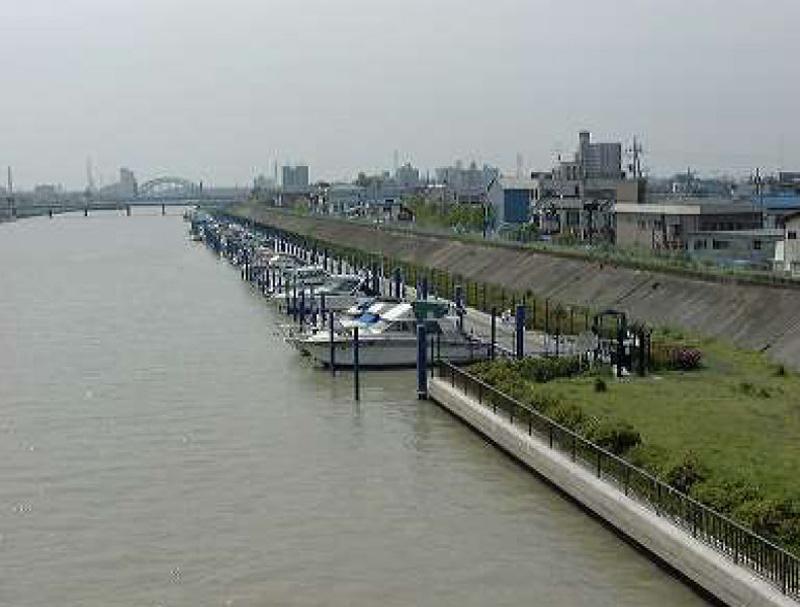 新中川整備工事